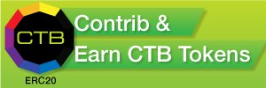 Contrib and Earn CTB Tokens