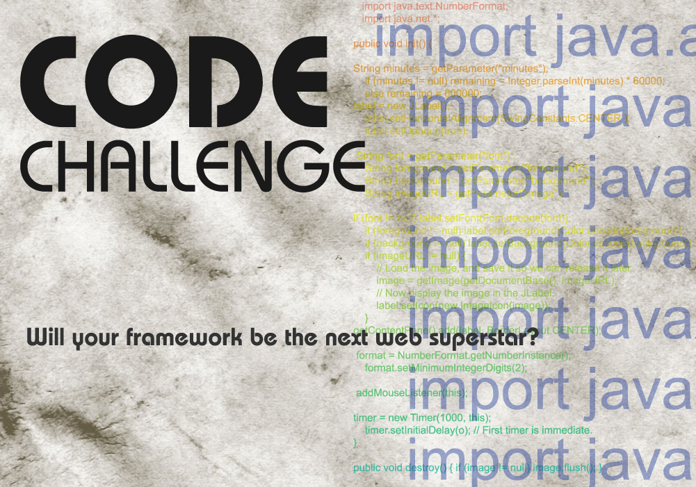 Welcome to codechallenge.com