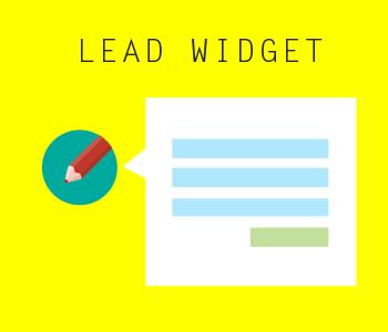 Lead Widget